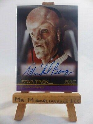Complete Star Trek Movies Auto A18 Michael Berryman