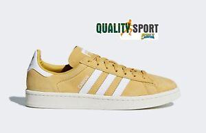 Sneakers Uomo Campus Sportive Ebay Adidas Shoes Scarpe Senape Cq2082 wTqwRY7