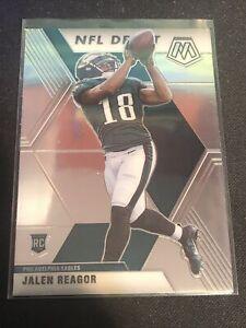 2020 Panini Mosaic Jalen Reagor NFL Debut Rookie Base #271 Philadelphia Eagles
