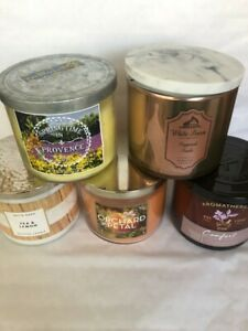 Bath-amp-Body-Works-Scented-3-Wick-Candle-14-5-oz-411g-Rares-Variation