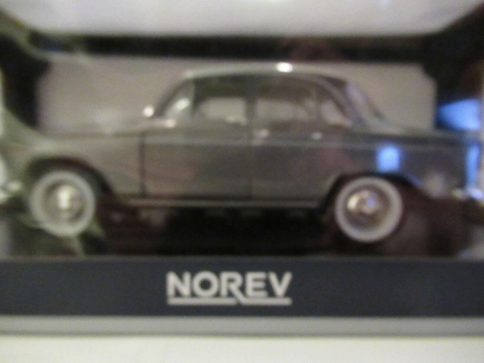 Norev Simca Aronde Montlhery Speciale
