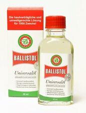 Ballistol OLIO UNIVERSALE RIFLE SHOOTING 50ml BOTTIGLIA