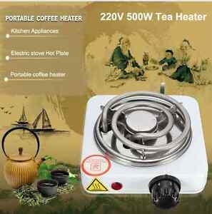 220 В 500 Вт электрическая плита плитой многофункциональный приготовления пластина кофе нагреватель АС