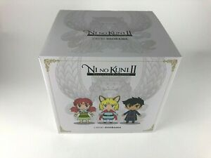 Ni-no-Kuni-II-2-Revenant-Kingdom-Collector-039-s-Edition-Chibi-Rotating-Diorama-Only