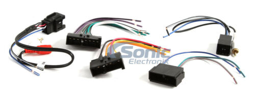 Metra 70-1776 Car Stereo Wire Harness for Select 2003-07 Ford//Lincoln//Mercury