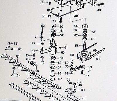 ALKO courroies trapézoïdales des poutres Maher BM 870 II 407160
