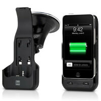 Dual Xgps300 Portable Gps Navigation & Battery Cradle For Ipod Touch 1st & 2nd