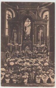 54666-AK-Berlin-Marien-Altar-in-St-Michael-vor-1945