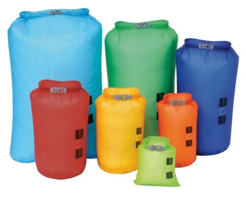Exped Waterproof Ultralite Fold Dry Bags All Sizes