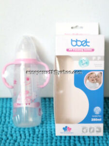 62-OFF-AUTH-BBET-PP-2-in-1-FEEDING-BOTTLE-CUP-280ml-9-4oz-IN-HARD-BOX-BNEW