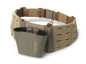 NEW UMPQUA ZS2 WADER TECH BELT WITH NET QUIVER IN OLIVE COLOR FREE US SHIPPING