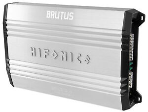 New-Hifonics-Brutus-BRX616-4-600-Watt-RMS-4-Channel-Amplifier-Car-Stereo-Amp-/3514375