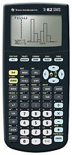 Texas Instruments GRAPHIC Calcolatrice scientifica delle statistiche Statistiche TI-82 NUOVO