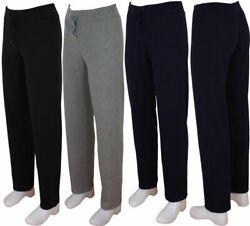 Damen Haremhose Hose Baggy Freizeithose Jogginghose Sporthose Jersey Sweatpant