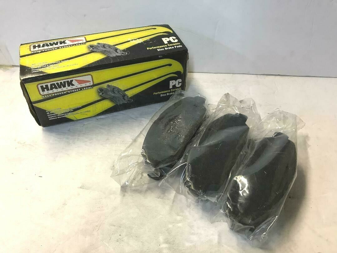 Hawk HB275Z.620 PC Performance Ceramic Brake Pads Front Set