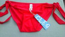NEW panache  cleo  dolly  swim bottoms  bikini/tankini bottoms size 16 tie side