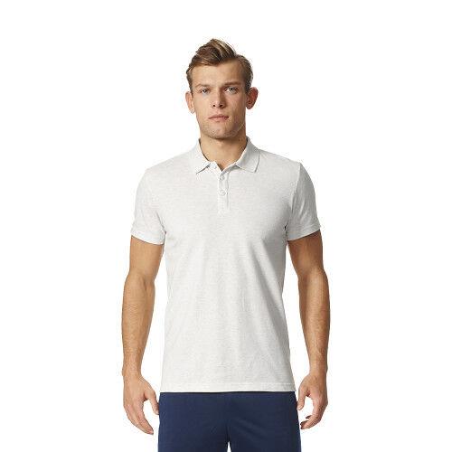 Adidas Men's Sports Leisure Polo Shirt Essentials Base Polo, B47354