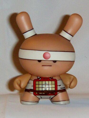 Kidrobot Huck Gee ORO dunny LANCIA BOY Life GUERRIERO 1//16 KR Urban Vinile ARTE Toy