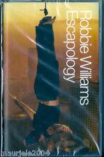 Robbie Williams. Escapology (2005) Musicassetta NUOVA SIGILLATA Love Somebody