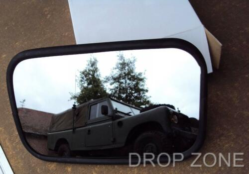 NEW BRITPART Mirror Head fit Late Land Rover Series III 90//110 Defender MTC5084