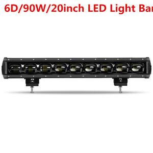 20-inch-Single-Row-90W-6D-CREE-LED-Work-Light-Bar-Flood-Driving-Fog-Lamp-OffRoad