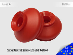 2-X-UNIVERSAL-Dust-Boot-Silicone-10-27-19-Track-Rod-End-and-Ball-Joint-Boots