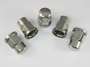 CLASSIC-ROVER-MINI-STAINLESS-HEAD-NUT-COVERS-COVERS-THE-HEAD-NUTS-SIMPLE
