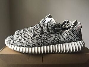 0b8ba66a892f7 Adidas Yeezy Boost 350 Turtle Dove OG Size 12 Grey White AQ4832 100 ...
