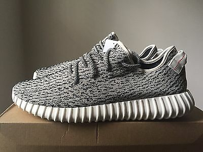 1aa71c6adc8 Adidas Yeezy Boost 350 Turtle Dove OG Size 12 Grey White AQ4832 100%  AUTHENTIC