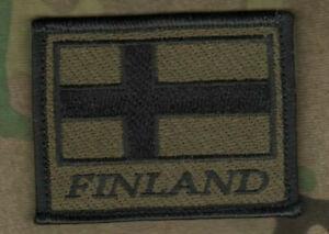 Finland Special Forces unit Jaeger Utti Jääkärirykmentti UTJR FINSOF vêlkrö FLAG