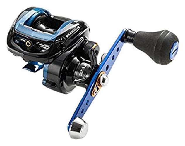 Abu Garcia bait reel blueemax Fune3 Fishing left handle New From Japan bluee max