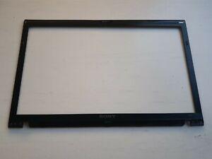 sony-vaio-pcg-3111m-laptop-Screen-bezel-Rear-Cover-Coque-ecran-original-vpcz1