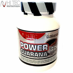 Power Guarana 100/200Caps. Energy Endurance Power Caffeine Pre-Workout Booster - Olsztyn, Polska - Power Guarana 100/200Caps. Energy Endurance Power Caffeine Pre-Workout Booster - Olsztyn, Polska