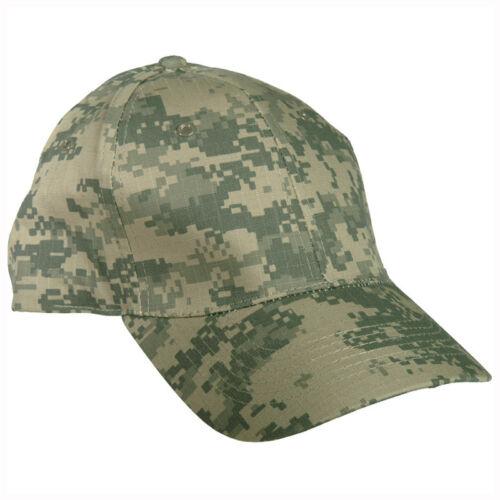 US MILITARY MENS COMBAT BASEBALL CAP ARMY PATROL SUN HAT UCP ACU DIGITAL CAMO