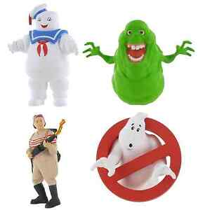 ghostbusters cake topper bullyland comansi official licensed ghostbusters 4489