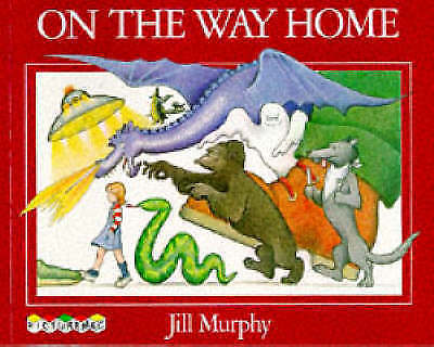 1 of 1 - On the Way Home (Picturemacs), Jill Murphy | Paperback Book | Acceptable | 97803
