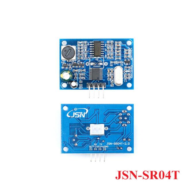 Waterproof Ultrasonic Module JSN-SR04T Distance Measuring Transducer Sensor-