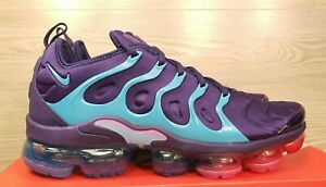5427d595f9e17 Nike Air Vapormax Plus Hornets Purple Light Blue Fury BV6079-500 ...