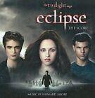 Twilight Saga Eclipse The Score Various 0099923231325