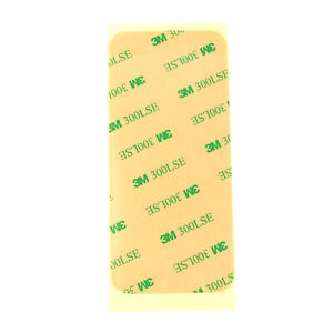 Details about New 3M Pre-Cut Touch Screen Adhesive Tape Sticker Glue for  Apple iPhone 5 5C 5S