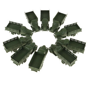 Set-10pcs-Military-Armor-Vehicle-Model-Trucks-Toy-Army-Soldiers-DIY-Parts