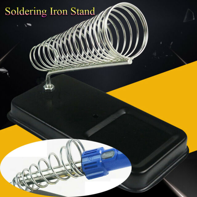 Stand Holder Metal Support Station Electric Welding Soldering Iron Bracket