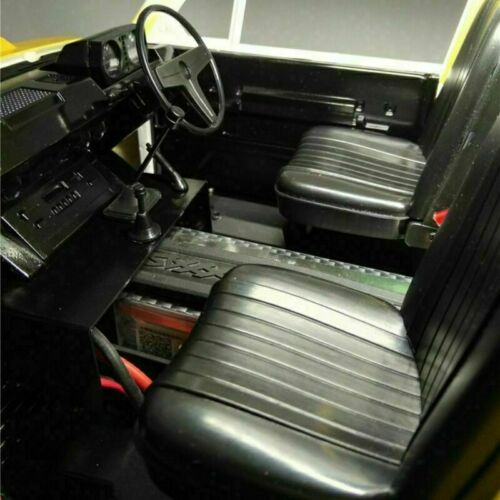 II RC 1//10 Scale Interior for Classic Range Rover Hard Body TRX-4 Axial SCX10