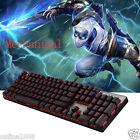 Motospeed Inflictor CK104 Mechanical Gaming Keyboard 87 Keys RGB SL Backlit Lot