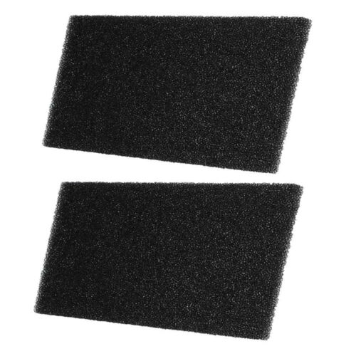 2x éponge-Filtre pour Bauknecht HDD 8000 Pro HP HDD 9000 HP Green Intelligence