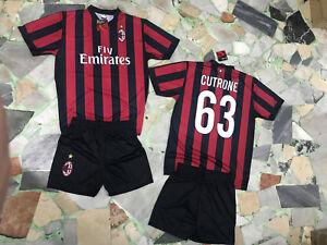 Maglia Home AC Milan ufficiale