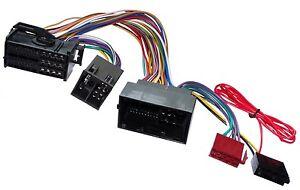 Cable-Faisceau-autoradio-Mains-Libres-pour-PARROT-KML-Fiat-500L-500X-Ducato-Tipo