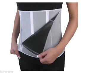 Slimming-Belt-Men-Womens-Body-Waist-Shaper-Girdle-Adjustable-Tummy-Tuck-Fat-Slim