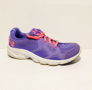 Youth 4.5 Girls Under Armour Shoes