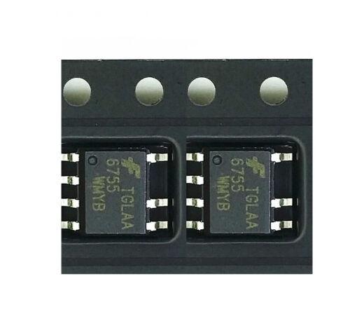 2PCS NEW FAN6755MYC FAN6755WMY FAN6755 6755MYC PWM Controller SOP-7